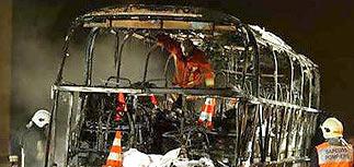 В Бельгии разбился автобус. Среди погибших россиян нет
