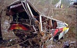 Катастрофа автобуса с туристами: 17 погибли. (ФОТО, ВИДЕО)