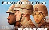 """Человеком года журнал Time назвал """"американского солдата"""""""