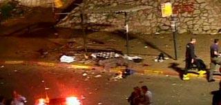 В ответ на теракт Израиль вводит блокаду территорий
