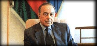 Гейдар Алиев умер от сердечной недостаточности