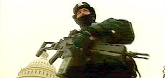 В США поднят уровень террористической угрозы