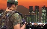 Боевое подразделение чеченцев проникло в Японию