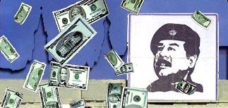 Партии и политики России получали взятки от Саддама
