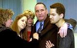 В Израиль доставлены останки трех солдат и пленный бизнесмен