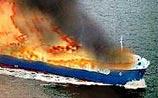 В Италии взорвался танкер с россиянами на борту