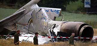 Диспетчера Skyguide могли зарезать из мести за смерть российских детей