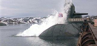 Взрыв баллистической ракеты - второе ЧП на подлодке за сутки