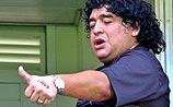 Марадона - в тяжелом состоянии, подключен к аппарату ИВЛ