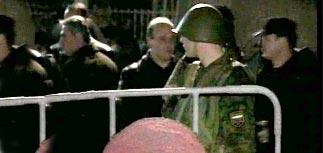 В Тбилиси пытались убить российского генерала