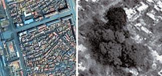 Взрыв в Ренчхоне сровнял с землей здания в радиусе 4 км