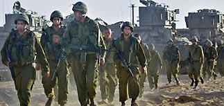 Операция Израиля идет в Газе третьи сутки