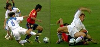 Россия - Испания - 0:0