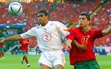 Первый полуфинал. Португалия - Голландия 1:0