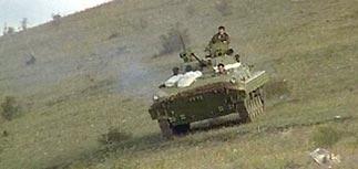 Грузия выводит войска с захваченных высот под Цхинвали