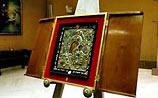 Ватикан передал РПЦ Казанскую икону Божией Матери