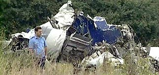 Ту-154 и Ту-134 взорвали, пройдя на борт за взятку в 1000 рублей