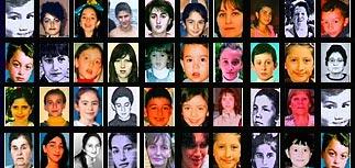 Прокуратура: пропавшим числится 51 заложник Беслана