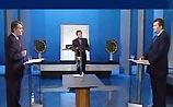 Ющенко обвинил на теледебатах Януковича в попытке украсть будущее Украины
