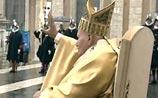 Папа обратился с рождественским посланием Urbi et Orbi