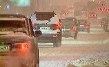 Москва в снежном плену