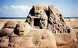 Цунами подняло со дна древний город царства Паллавов (ФОТО)