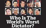 Опубликован список худших диктаторов мира