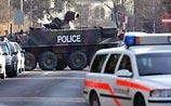 Три уголовника, захвативших консульство Испании, бежали во время штурма