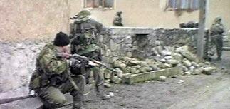 Бой в Назрани: ФСБ и МВД против боевика Курскиева