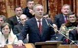 Сергей Багапш провозглашен президентом Абхазии