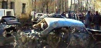 Взорвано здание полиции в Грузии: 3 убиты, 18 ранены