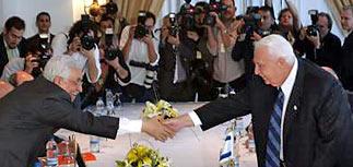 Исторический саммит: Израиль и ПА объявили о прекращении огня