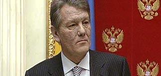 Ющенко встретился в Киеве с российскими олигархами
