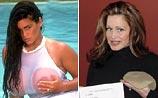Экс-стриптизерша продает свою гигантскую грудь на eBay (ФОТО)