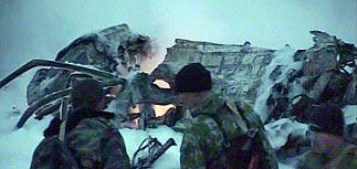 В Чечне разбился вертолет ФСБ: 14 человек погибли
