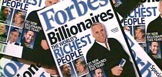 Россия вышла на 2-е место в мире по числу миллиардеров