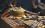 Тутанхамона не убили. Он скончался от перелома голени