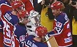 Сборная России впервые в истории выигрывает Еврохоккейтур