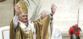 """Первая проповедь нового Папы: """"Не бойтесь!"""""""