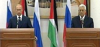 Путин завершил турне по Ближнему Востоку