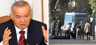 Версия Каримова: в Андижане погибли 10 милиционеров
