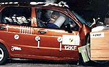 General Motors использовала трупы людей в краш-тестах