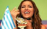 """Греция празднует успех на """"Евровидении"""""""