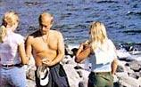 Греческое ТВ: одна из дочек Путина выходит замуж на острове