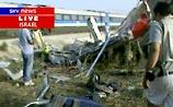 В Израиле в поезд врезался грузовик: 7 погибших, 189 раненых (ВИДЕО)