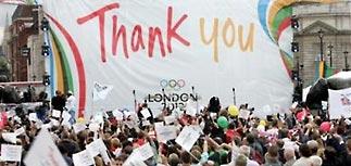 Лондон - столица Олимпиады-2012