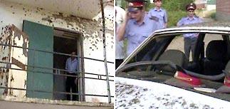 Новый теракт в Махачкале - взорвано отделение милиции