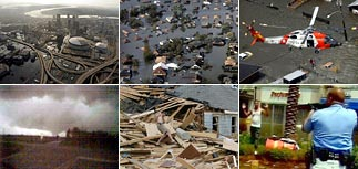 Ураган Katrina унес сотни жизней - судьба россиян неизвестна