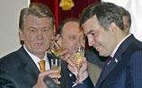 Саакашвили и Ющенко создают коалицию демократических государств