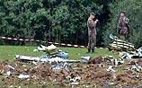На месте падения Су-27 в Литве найдены все ракеты